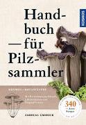 Cover-Bild zu Gminder, Andreas: Handbuch für Pilzsammler