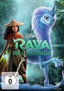 Cover-Bild zu Animation (Schausp.): Raya und der letzte Drache