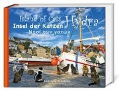 Cover-Bild zu Staebler, Gabriela: Insel der Katzen - Hydra