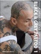Cover-Bild zu Kakoulas, Marisa: Black & Grey Tattoo 1