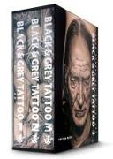 Cover-Bild zu Kakoulas, Marisa: Black & Grey Tattoo 1-3