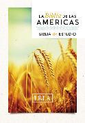 Cover-Bild zu La Biblia de las Américas, LBLA,: LBLA Biblia de Estudio, Tapa Dura