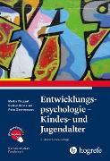 Cover-Bild zu Entwicklungspsychologie - Kindes- und Jugendalter (eBook) von Zimmermann, Peter