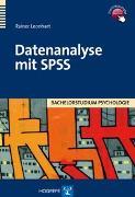 Cover-Bild zu Datenanalyse mit SPSS von Leonhart, Rainer