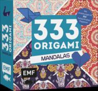 Cover-Bild zu 333 Origami - Mandalas