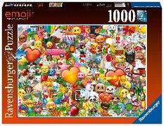 Cover-Bild zu Emoji II. Puzzle 1000 Teile