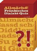 Cover-Bild zu Das Fränkische Dialekt-Quiz