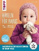 Cover-Bild zu Stiller, Jennifer: Häkeln für Babys (kreativ.startup.) (eBook)