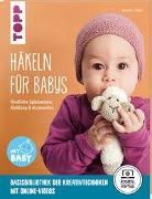 Cover-Bild zu Stiller, Jennifer: Häkeln für Babys (kreativ.startup.)
