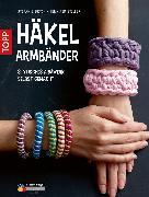 Cover-Bild zu Stiller, Jennifer: Häkelarmbänder (eBook)