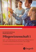 Cover-Bild zu Pflegewissenschaft 1 von Brandenburg, Hermann (Hrsg.)