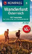 Cover-Bild zu Wanderlust Österreich