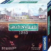 Cover-Bild zu Greenville 1989