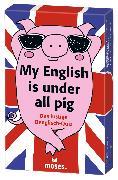 Cover-Bild zu My English is under all pig