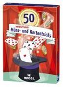 Cover-Bild zu 50 Zaubertricks ab 8