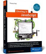 Cover-Bild zu Theis, Thomas: Einstieg in JavaScript