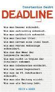Cover-Bild zu Seibt, Constantin: Deadline