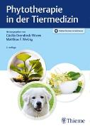 Cover-Bild zu Phytotherapie in der Tiermedizin von Brendieck-Worm, Cäcilia (Hrsg.)