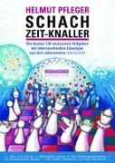 Cover-Bild zu Pfleger, Helmut: Schach Zeit-Knaller