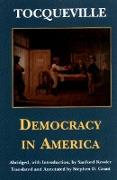Cover-Bild zu Tocqueville, Alexis de: Democracy in America