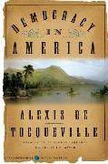 Cover-Bild zu de Tocqueville, Alexis: Democracy in America