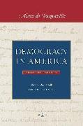 Cover-Bild zu Tocqueville, Alexis de: Democracy in America: In Two Volumes