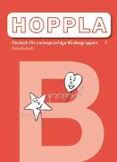 Cover-Bild zu Hoppla 1. Arbeitsheft B