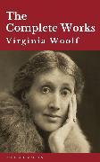 Cover-Bild zu Woolf, Virginia: Virginia Woolf: The Complete Works (eBook)