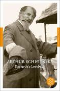 Cover-Bild zu Schnitzler, Arthur: Das große Lesebuch