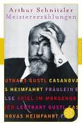 Cover-Bild zu Schnitzler, Arthur: Meistererzählungen