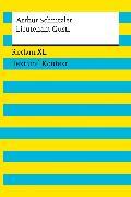 Cover-Bild zu Schnitzler, Arthur: Lieutenant Gustl. Textausgabe mit Kommentar und Materialien