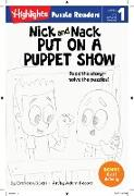 Cover-Bild zu eBook Nick and Nack Put on a Puppet Show