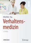 Cover-Bild zu Verhaltensmedizin von Ehlert, Ulrike (Hrsg.)