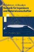 Cover-Bild zu Numerik für Ingenieure und Naturwissenschaftler von Dahmen, Wolfgang