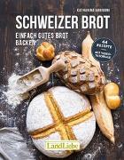 Cover-Bild zu Schweizer Brot