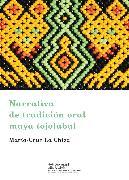 Cover-Bild zu eBook Narrativa de tradición oral maya tojolabal