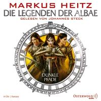 Cover-Bild zu Die Legenden der Albae 03. Dunkle Pfade von Heitz, Markus