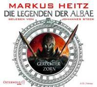 Cover-Bild zu Die Legenden der Albae 01. Gerechter Zorn von Heitz, Markus