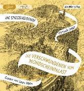 Cover-Bild zu Die Verschwundenen vom Mondscheinpalast von Dabos, Christelle
