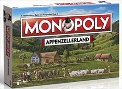 Cover-Bild zu Monopoly Appenzellerland