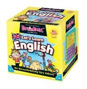 Cover-Bild zu BrainBox - Let's Learn English (D, E)
