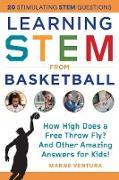 Cover-Bild zu Learning STEM from Basketball (eBook) von Ventura, Marne