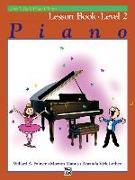 Cover-Bild zu Palmer, Willard A: Alfred'S Basic Piano Library Lesson 2