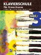 Cover-Bild zu Palmer, Willard A.: Klavierschule für Erwachsene 3