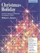 Cover-Bild zu Palmer, Willard A. (Komponist): Christmas Holiday