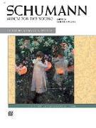Cover-Bild zu Schumann, Robert (Komponist): Schumann -- Album for the Young, Op. 68