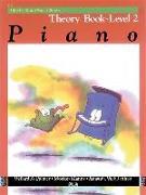 Cover-Bild zu Palmer, Willard: Alfred's Basic Piano Course Theory, Bk 2