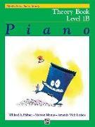 Cover-Bild zu Palmer, Willard: Alfred's Basic Piano Course Theory, Bk 1b