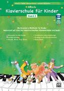 Cover-Bild zu Lethco, Amanda Vick: Alfreds Klavierschule für Kinder Band 3