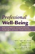 Cover-Bild zu Professional Well-Being (eBook) von Gengoux, Grace